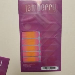 Jamberry Fruit Punch Nail Wraps